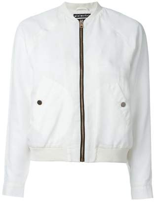 Mini Market Minimarket 'Hapy' bomber jacket