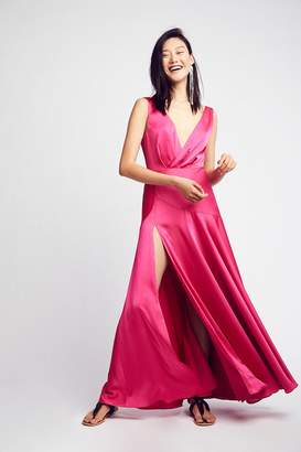 ef0a2c4e1ed Hot Pink Maxi Dress - ShopStyle UK