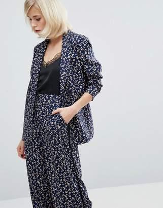 Fashion Union Printed Blazer Co-Ord