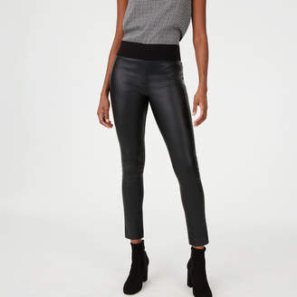 Club Monaco Tasha Faux Leather Legging