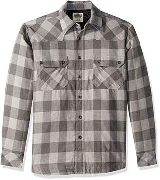 Ariat Men's Retro Fit Long Sleeve Shirt Jacket