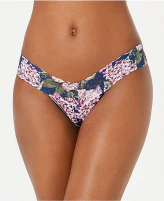 Hanky Panky Women Florentina Low-Rise Lace Thong 5Q1584