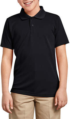 Dickies Easy Care Wrinkle Resistant Short Sleeve Mesh Polo Shirt