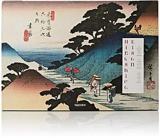 Taschen The Sixty-Nine Stations Along The Kisokaido