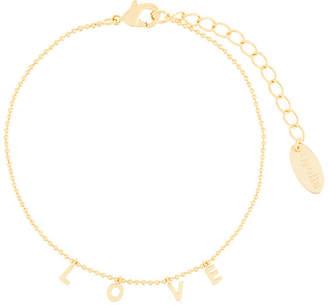 Orelia LOVE charm bracelet