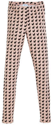 Mayoral Cat-Print Leggings, Size 8-16