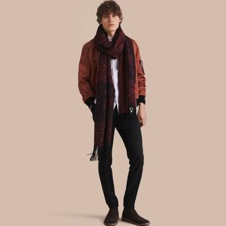 Burberry Technical Bomber Jacket $895 thestylecure.com