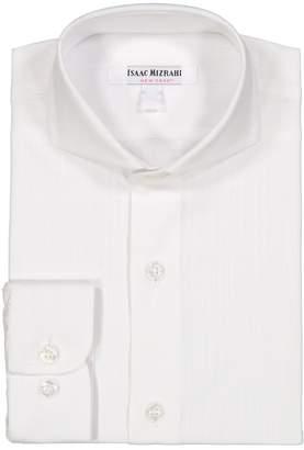 Isaac Mizrahi Solid Fashion Shirt
