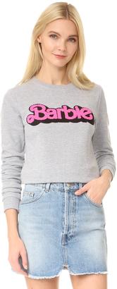 ElevenParis ElevenParis x Barbie Sweatshirt $88 thestylecure.com