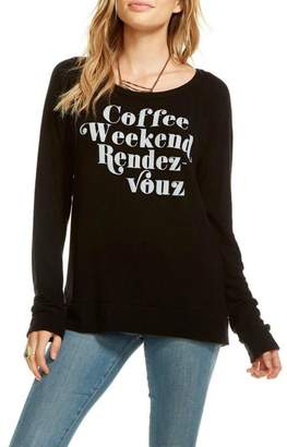 Chaser Coffee Time Pullover