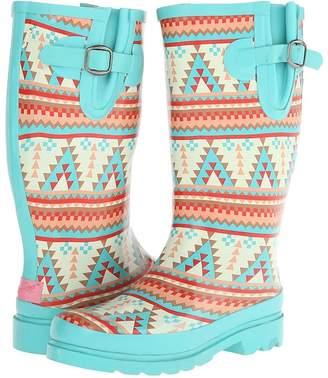 Dakota M&F Western Women's Rain Boots