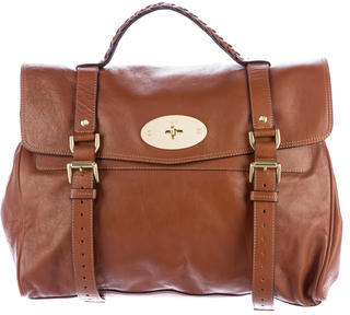 Mulberry Mulberry Leather Alexa Bag