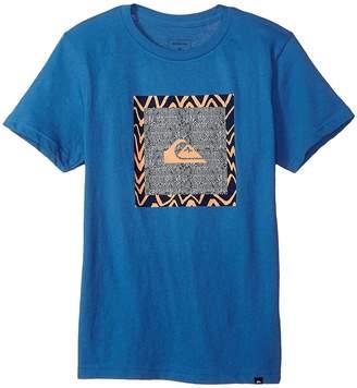 Quiksilver Nano Spano Tee Boy's T Shirt