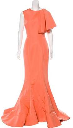 Christian Siriano Sleeveless Evening Gown w/ Tags