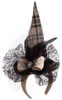 ALLSTATE Witch Hat Fascinator