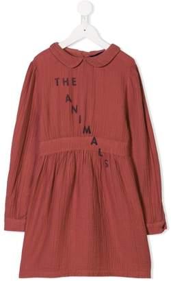 The Animals Observatory The Animals print dress