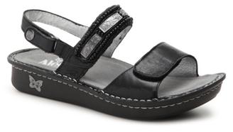 Alegria Verona Wedge Sandal $100 thestylecure.com