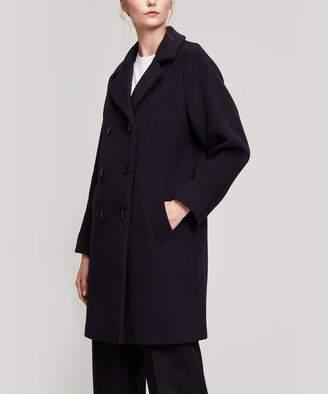 Folk Cavi Double-Breasted Jacket