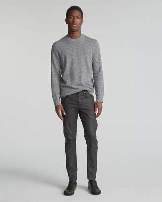 Rag & Bone Fit 2 in coated black