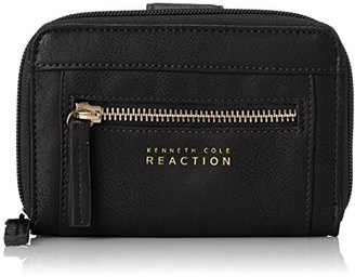 Kenneth Cole Reaction In The Hood Zip Around Indexer Phone Wristlet $42 thestylecure.com