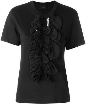 Simone Rocha embellished T-shirt
