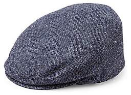 Saks Fifth Avenue Men's COLLECTION Herringbone Ivy Cap with Ear Flaps