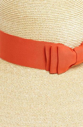 Lanvin Straw Sun Hat