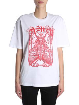 Alexander McQueen (アレキサンダー マックイーン) - Oversize Fit T-shirt