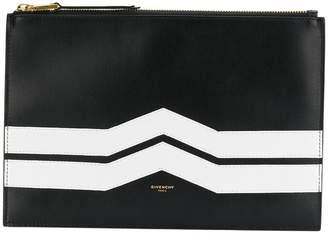 Givenchy GV3 wave pouch