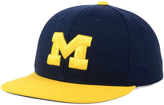 Top of the World Boys' Michigan Wolverines Maverick Snapback Cap