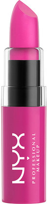 Nyx Cosmetics Butter lipstick $6.50 thestylecure.com