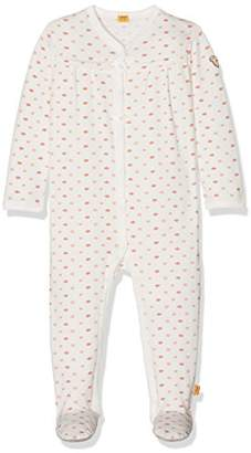 Steiff Girl's Strampler 1/1 Arm 6832321 Footies,3-6 Months