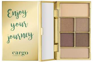 Cargo Cosmetics Enjoy Your Journey Travel Shadow Palette