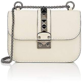 Valentino Women's Lock Small Shoulder Bag