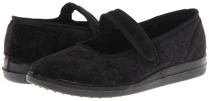 Foamtreads Amanda (Black) - Footwear