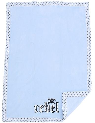 Kids Line Rebel Boa Blanket