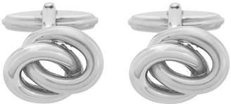 Lanvin knot-twist cufflinks