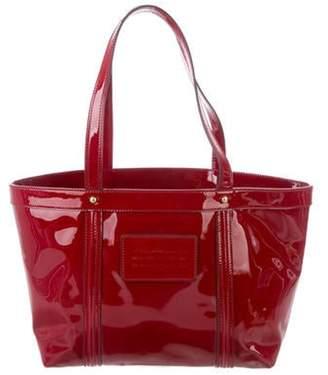 Dolce & Gabbana Miss Bye Bye Patent Leather Tote Red Miss Bye Bye Patent Leather Tote