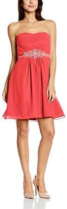 Vera Mont VM Women's Kleider Mini Cocktail Sleeveless Dress,6