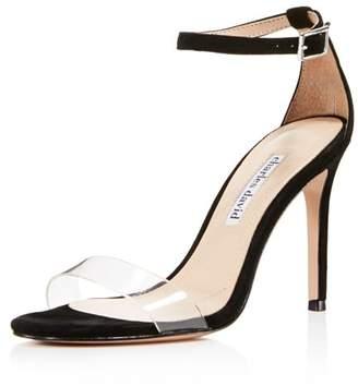 Charles David Women's Cristal Suede High-Heel Sandals
