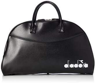 Diadora (ディアドラ) - [ディアドラ]DTB8634 ボストンバッグ ブラック/ゴールド