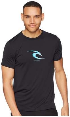 Rip Curl Icon Short Sleeve UV Tee Men's Swimwear
