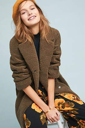 Velvet by Graham & Spencer Trishelle Sherpa Coat