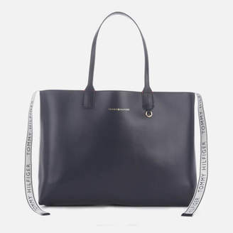 Tommy Hilfiger Women's Iconic Tommy Tote Bag - Navy