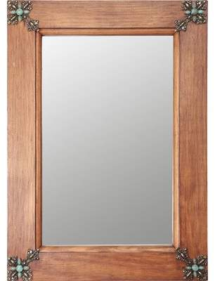 Rustic mirrors shopstyle at joss main myamigosimports concho cross rustic mirror altavistaventures Images