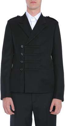 Saint Laurent Military Double-breasted Jacket