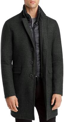 Herno Plaid Zip-Front Coat - 100% Exclusive