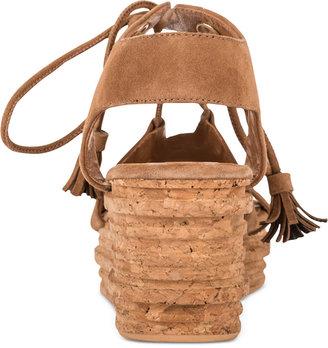 Andre Assous Brigitte Platform Espadrille Sandals Women's Shoes $195 thestylecure.com