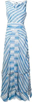 Altuzarra Gaeta striped dress
