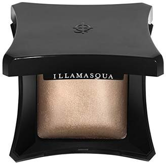 Illamasqua Beyond Face Powder, a baked face powder that adds a subtle warm hue to your complexion. (Epic) by